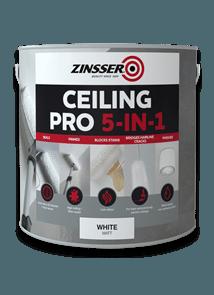 ceiling pro 5 in 1 zinsser uk