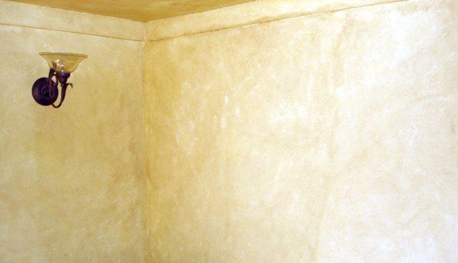 How to paint limewash distemper walls zinsser uk - Lime wash paint exterior design ...