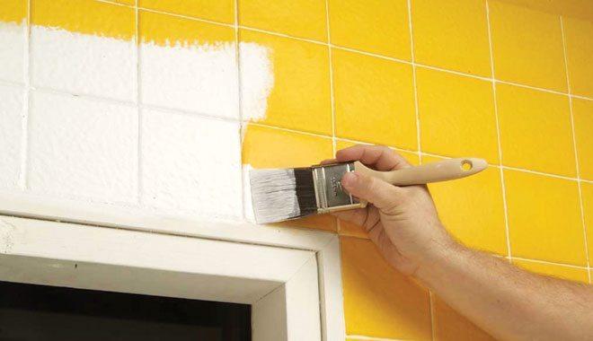 How to paint ceramic tiles zinsser uk for Pitturare piastrelle cucina