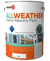 Allweather Exterior Masonry Paint Is An Ultimate Performance That Can Be Used On Bare Or